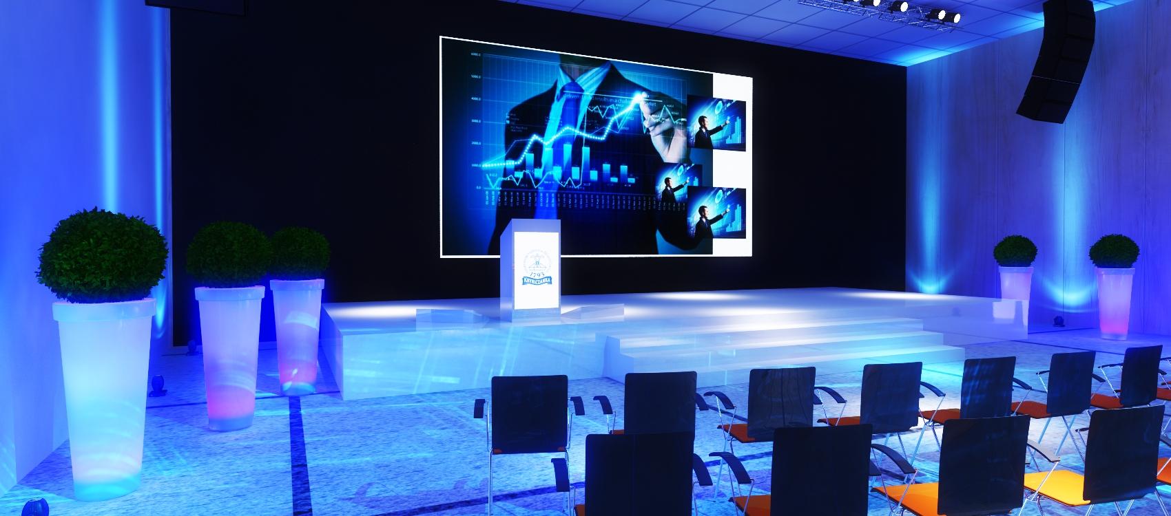 Konferencja do 300 osób - Premium
