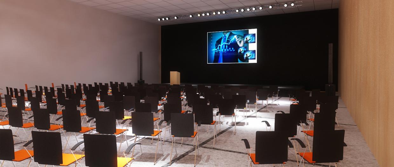 Konferencja do 300 osób - Standard